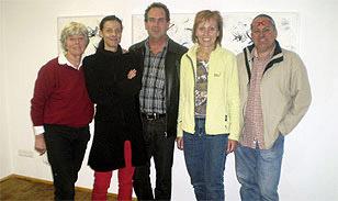 Gruppenausstellung Radenthein 2008