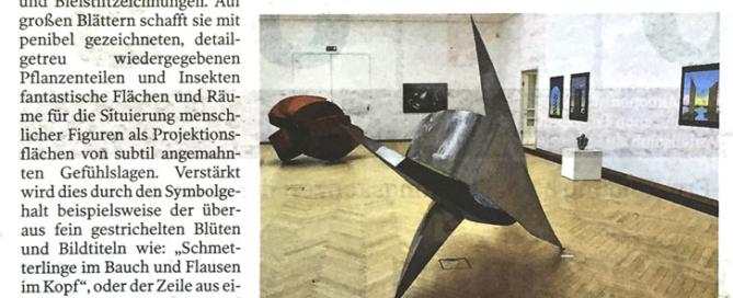 Artikel: Trivision im Kunstverein Kärnten