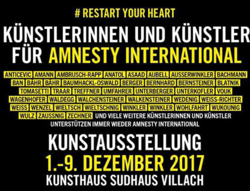 Künstler für Amnesty