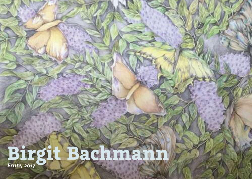 Birgit Bachmann Ausstellung Bludenz Cover
