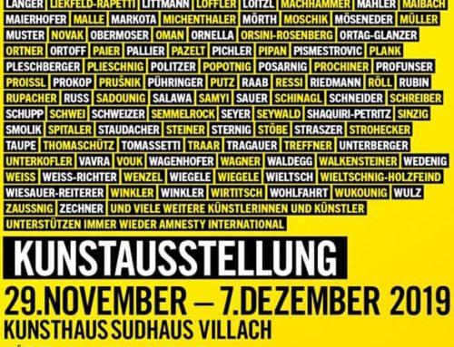 Amnesty International: Künstlerinnen und Künstler für Menschenrechte